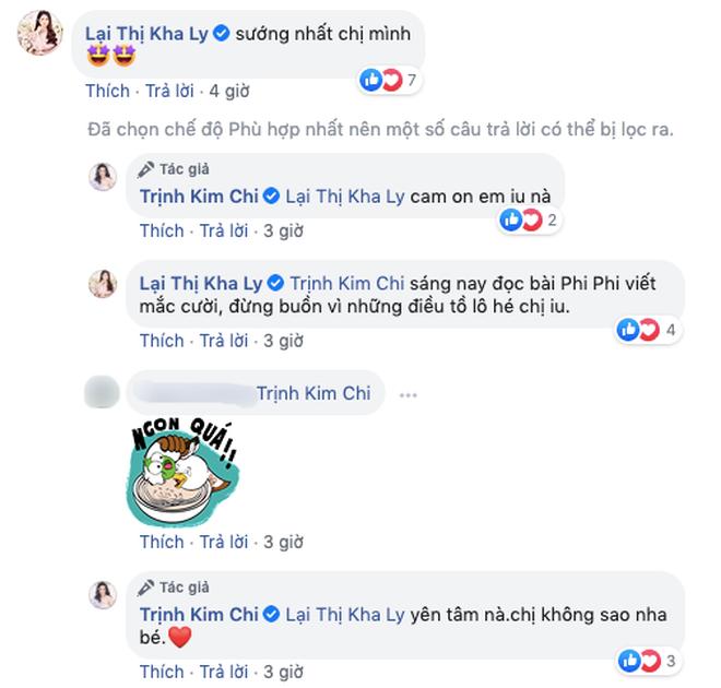 Động thái chính thức của NSƯT Trịnh Kim Chi sau khi bị Trà My mỉa mai chuyện thương tiếc Mai Phương