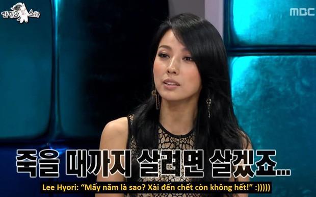 Được hỏi thăm về cuộc sống ở ẩn, Lee Hyori trả lời bá đạo: Tiền tiết kiệm xài đến chết cũng chưa hết