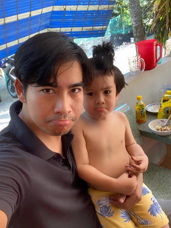 Thanh Bình không được gặp con nhiều tháng vì dịch bệnh, khẳng định không sống trái lương tâm