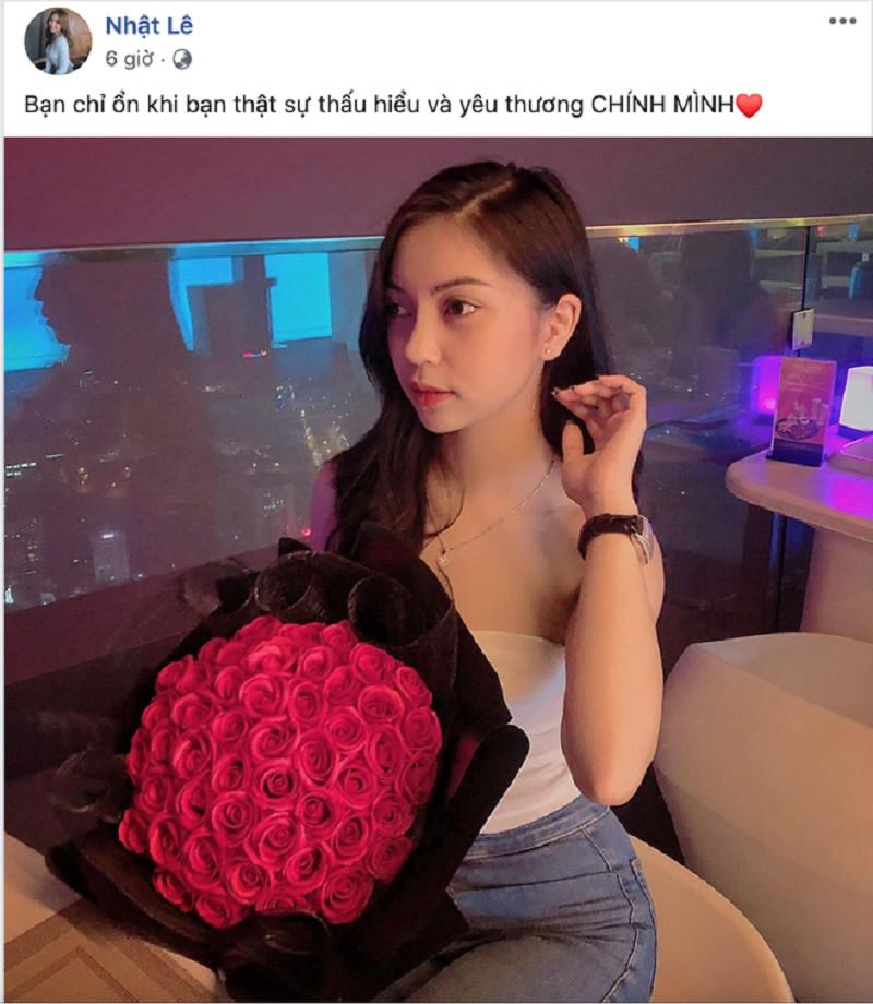 CDM đào mộ tung bằng chứng Quang Hải - Nhật Lê có ý định quay lại sau status Tặng hoa để chia tay