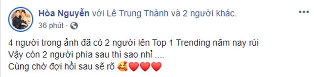 Hương Giang, Hòa Minzy, Đức Phúc và Erik tạo nên tấm ảnh top 1 trending trong truyền thuyết