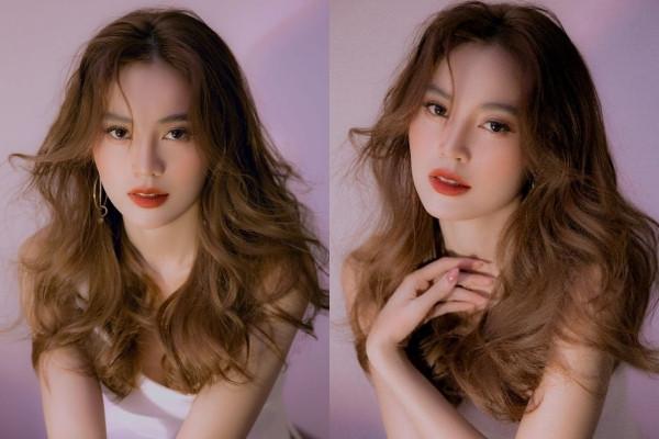 Ninh Dương Lan Ngọc quyến rũ fan với bộ ảnh mới theo concept tóc tai rũ rượi