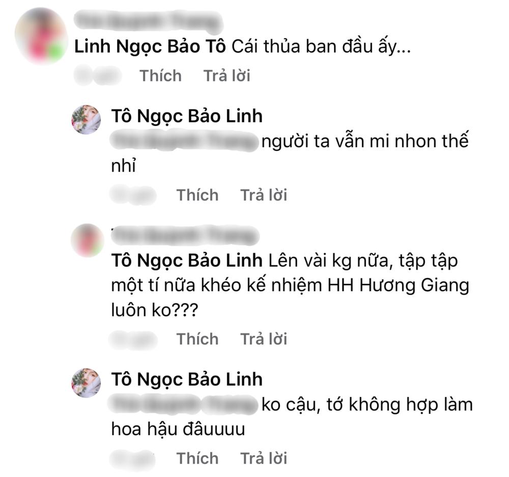 Lynk Lee từ chối khéo khi được khuyên nên kế nhiệm vị trí Hoa hậu của Hương Giang