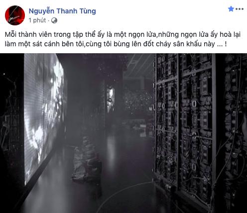 Mặc kệ dư luận, Sơn Tùng chú tâm vào dự án mới dù bị đồn thổi không phải người sáng tác Nơi này có anh