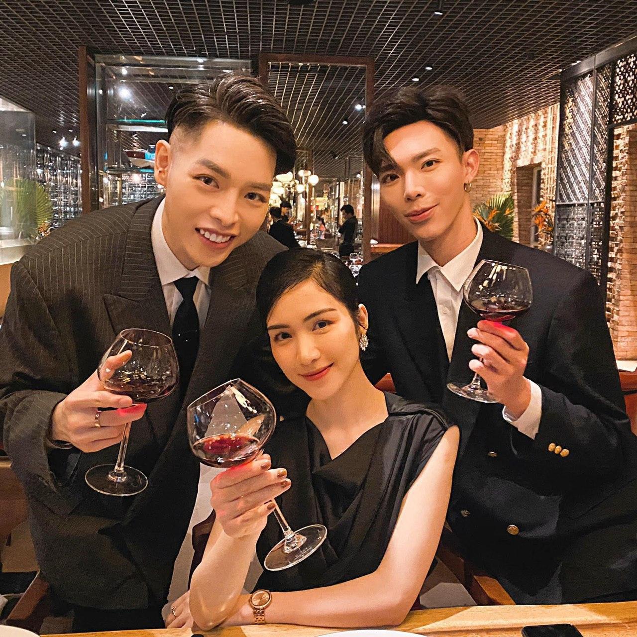 Khoảnh khắc Hòa Minzy xuất hiện cùng bạn trai trong đêm sinh nhật chiếm sóng CĐM