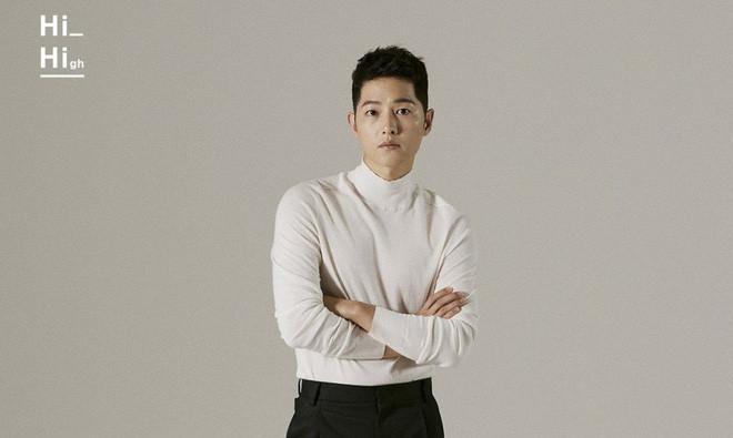 Song Joong Ki lần đầu tiên tiết lộ về cuộc sống cá nhân sau khi ly hôn