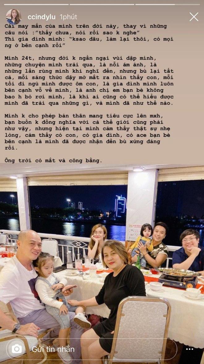 Bảo Ngọc dẫn hai con gái đi du thuyền giữa lúc CDM bàn tán về clip của Hoài Lâm