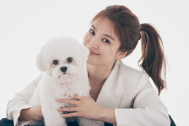 Song Hye Kyo xuất hiện sau tin đồn chồng cũ có người yêu mới, rạng rỡ và tươi sáng hơn hẳn