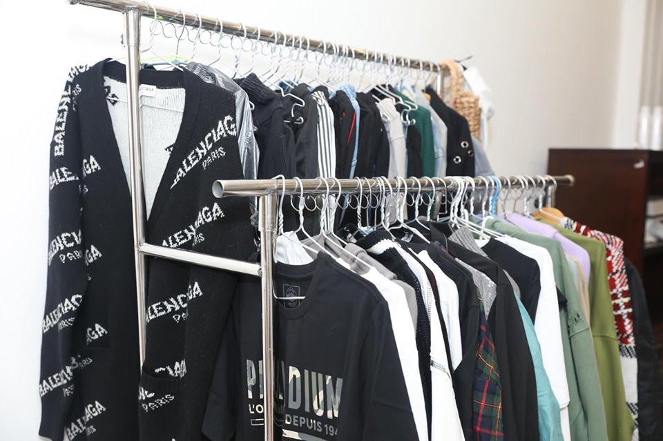 Đầu tư làm phim, Tuấn Trần chi hơn 200 triệu tiền trang phục