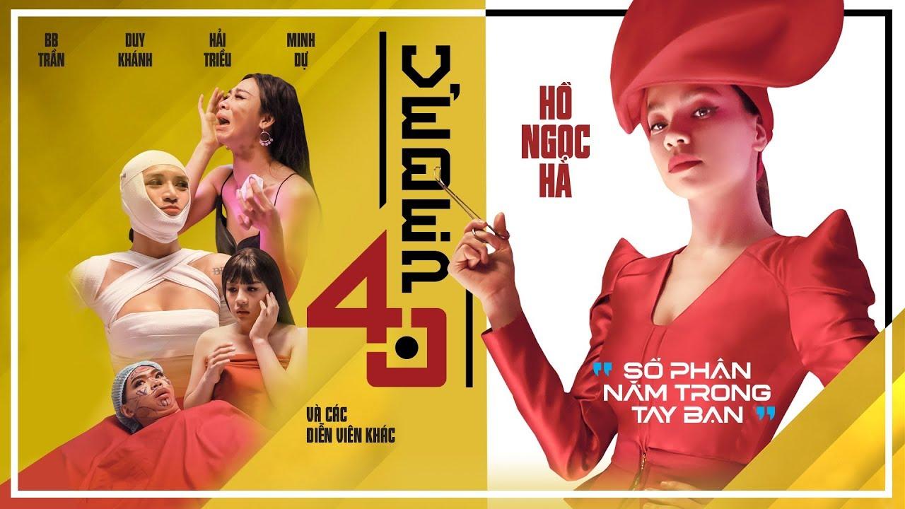 Sau gần nửa tháng ra mắt, Vẻ Đẹp 4.0  vẫn nằm trong Top MV được khán giả yêu thích