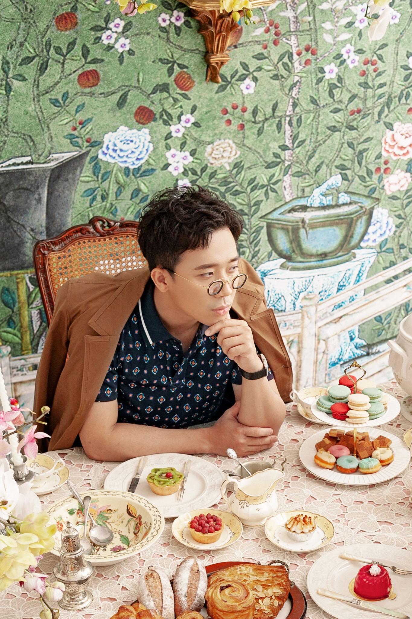 """Sau tài tử Park Jung Min, Hari Won bật mí dàn khách mời """"khủng"""" cho concert"""