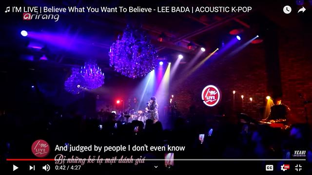 Theo dõi các giọng ca và nhóm nhạc Indie xuất sắc nhất Hàn Quốc trên UM Channel