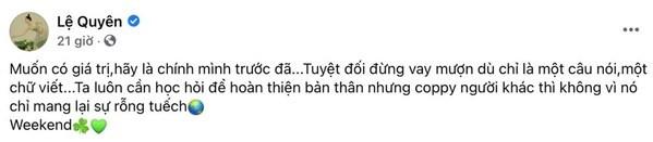 Phản ứng của Hồ Ngọc Hà hậu nghi án bị Lệ Quyên đá xéo chuyện phát ngôn