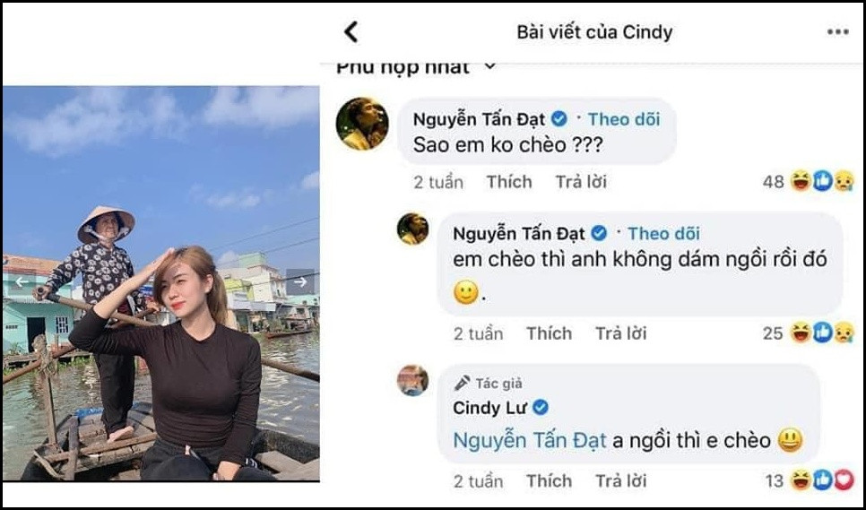 Nghi vấn Đạt G hẹn hò với vợ cũ Hoài Lâm, loạt hint thả thính trên MXH chứng tỏ đã để ý nhau từ lâu?
