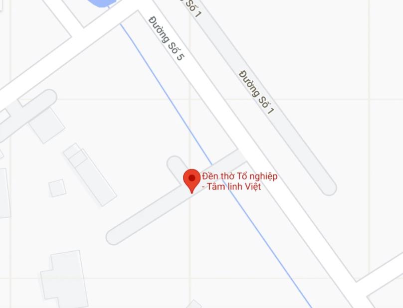 Hậu bão đánh giá 1 sao, đền thờ Tổ nghiệp của NS Hoài Linh bị đổi tên thành Trung tâm từ thiện 14 tỷ trên bản đồ Google