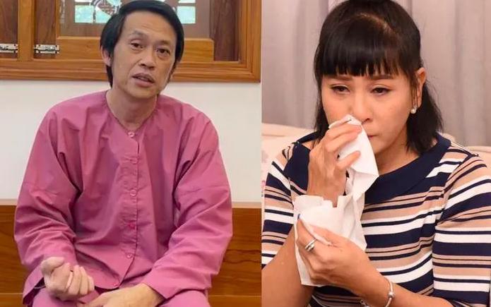 Cát Phượng bật khóc nức nở khi xem clip NS Hoài Linh giải trình việc từ thiện: Anh nói đến đâu, tôi khóc đến đó