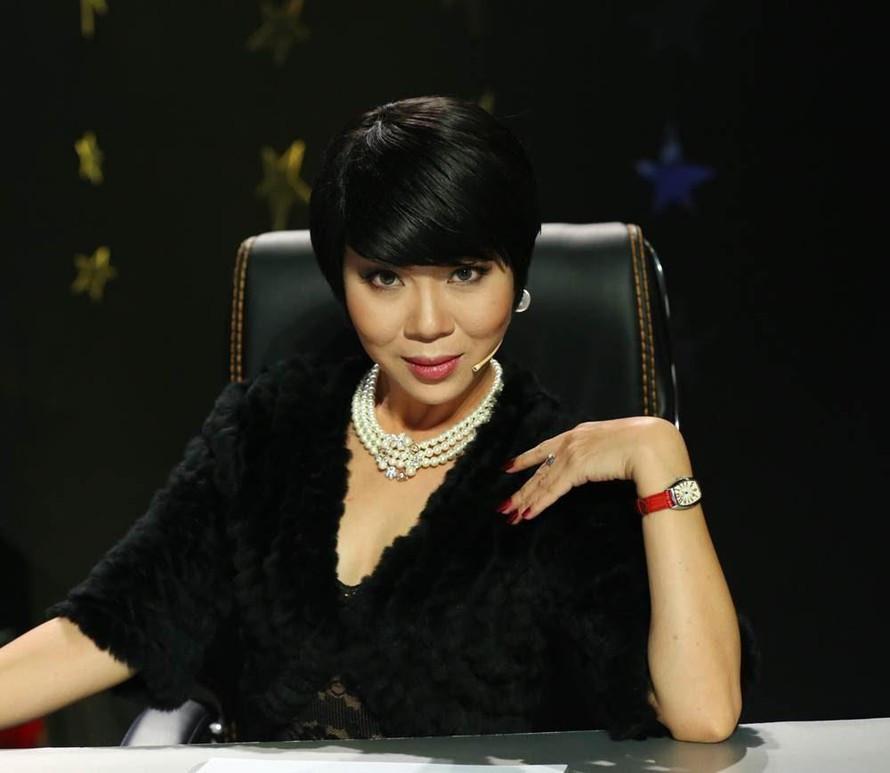 MC Trác Thúy Miêu bị phạt vì chia sẻ nội dung gây hoang mang