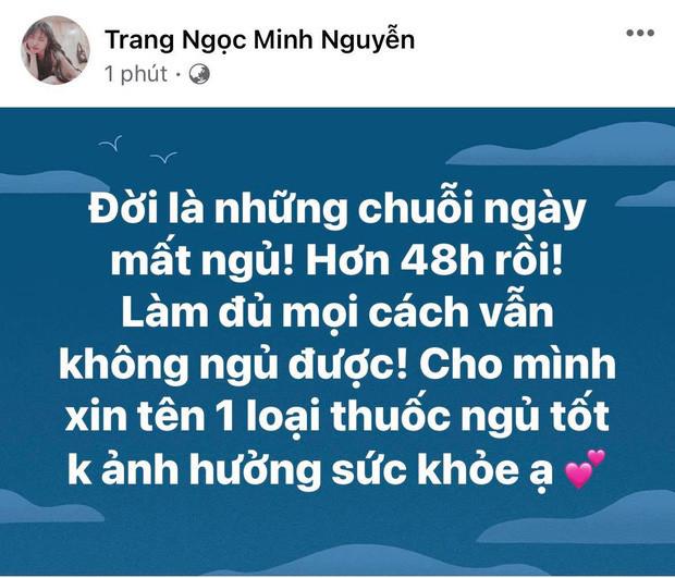 Lương Minh Trang hé lộ tình trạng sức khoẻ đáng lo sau 2 ngày chìm trong drama với Vinh Râu, nhưng sao lại xóa đi thế này?