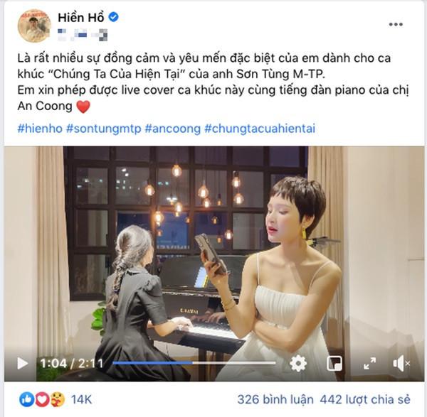 Bị netizen hỏi khó về Sơn Tùng M-TP, Hiền Hồ nhanh chóng đáp trả cực khéo léo