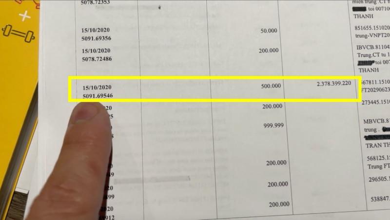 Trấn Thành từng nói sau 3 ngày kêu gọi được 3,2 tỷ nhưng trong sao kê chỉ được 2,3 tỷ?
