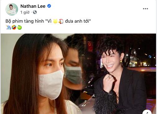 Nathan Lee úp mở lý do mua đứt bản hit để đời của Thủy Tiên