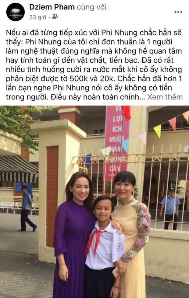 Xôn xao bài đăng về Hồ Văn Cường bay màu, quản lý Phi Nhung có thông báo mới nhất chuyện tiền cát xê?