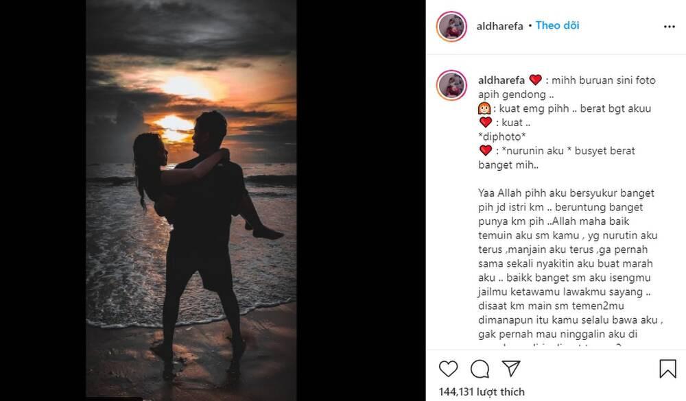 Vợ nam tiếp viên qua đời trong vụ máy bay rơi ở Indonesia: Hãy đợi em ở trên thiên đàng