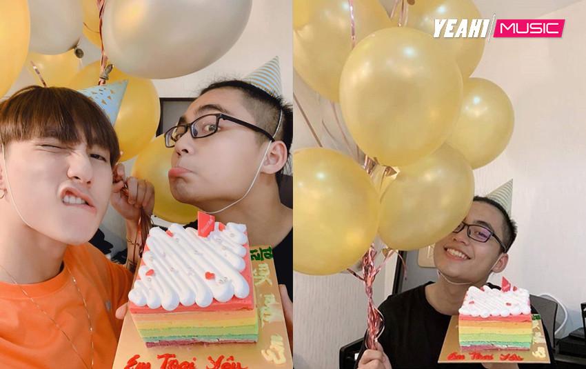Mặc kệ cơn địa chấn Asian 2019, Sơn Tùng tự tay viết thiệp mừng sinh nhật cho em trai
