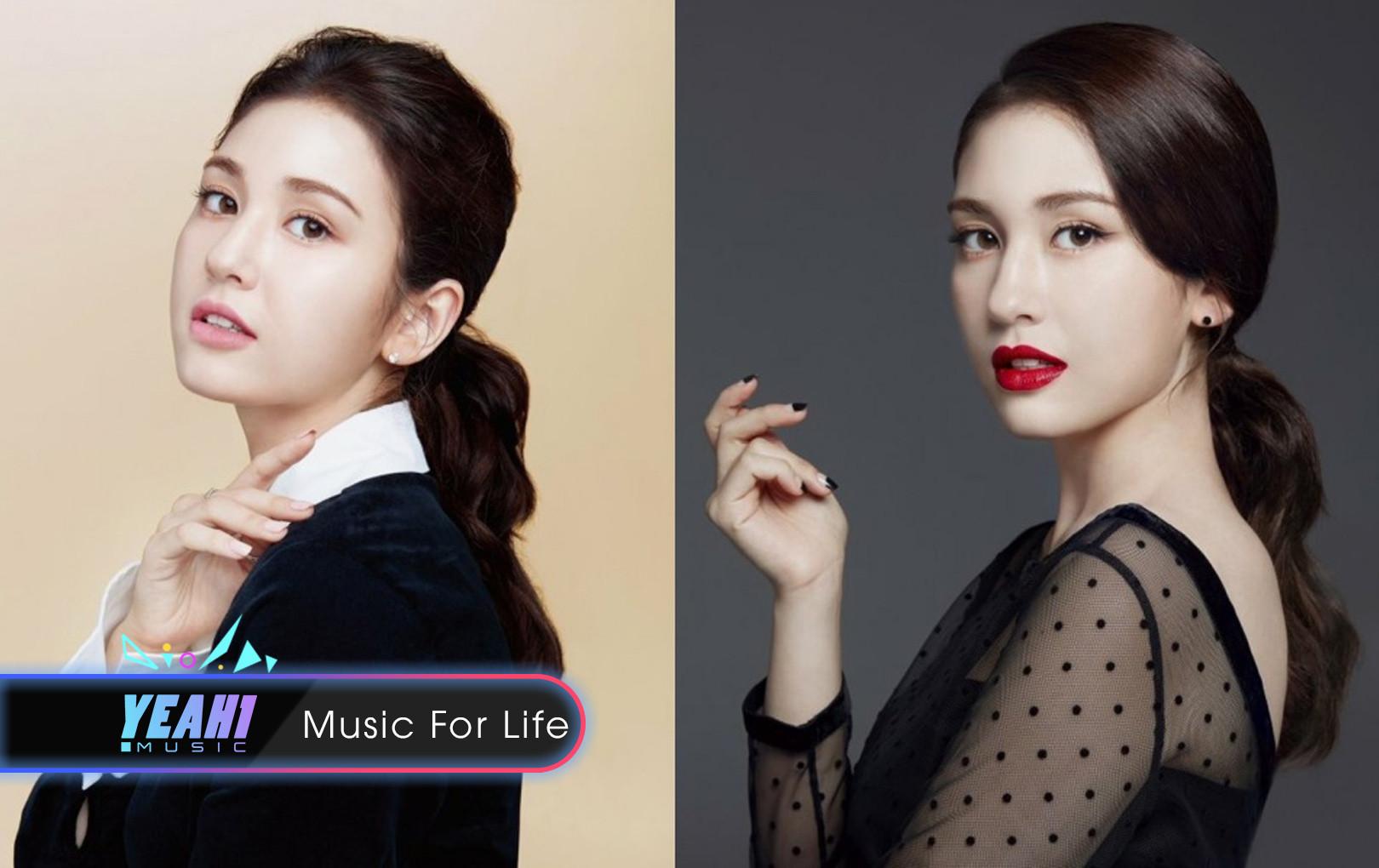 Hình ảnh quảng cáo mới nhất sau khi về công ty con của YG, Jeon Somi từ 18 tuổi biến thành 28 tuổi!