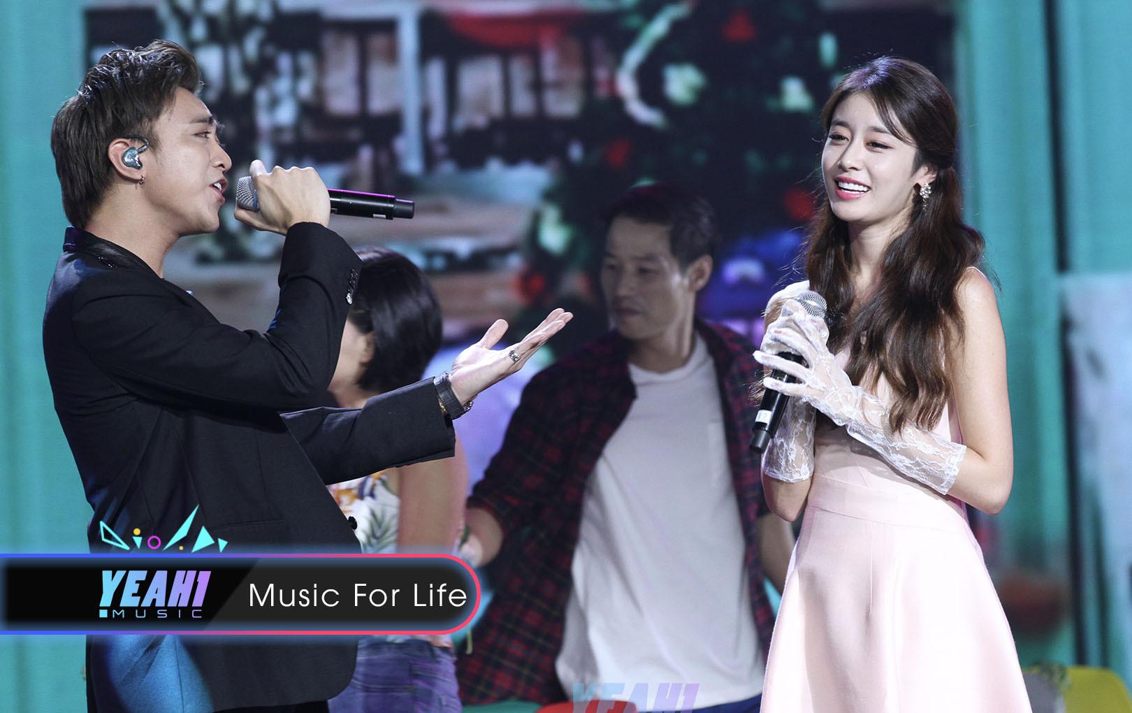 """Chờ đợi đã lâu, cuối cùng Jiyeon cũng đã chịu hát tiếng Việt """"Đẹp nhất là em"""" cùng Soobin Hoàng Sơn"""